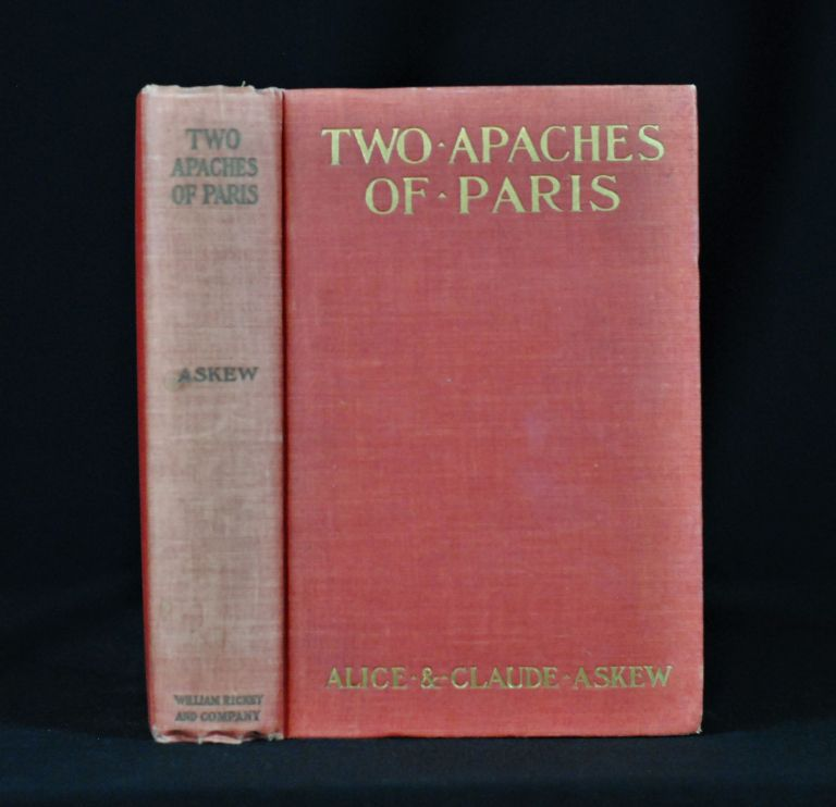 Two Apaches of Paris. Claude Askew Alice Askew.