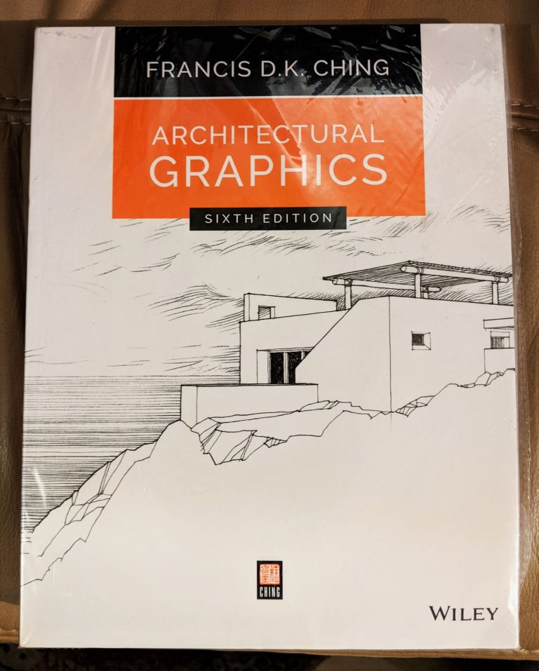 Architectural Graphics. Francis D. K. Ching.