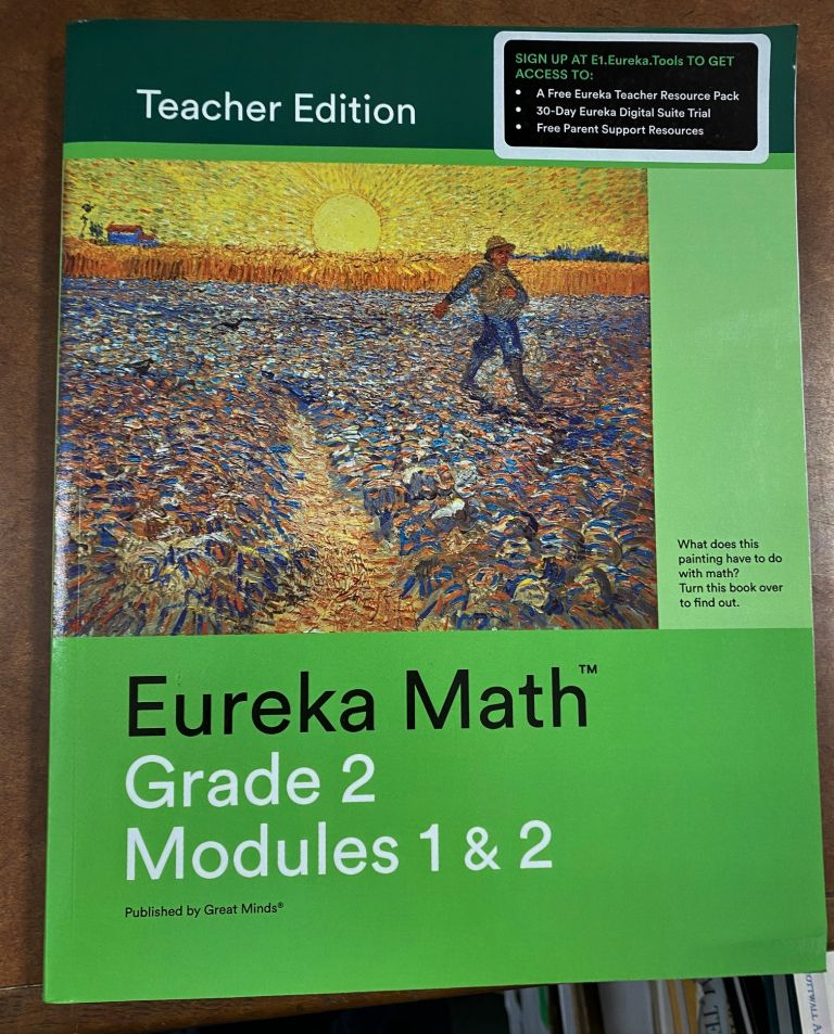 Eureka Math Grade 2 Module 1 & 2, Teacher Edition Sums and Differences to 100, Addition and Subtraction of Length Units. Tiah Alphonso Katrina Abdussalaam, Catriona Anderson, Kelly Alsup.