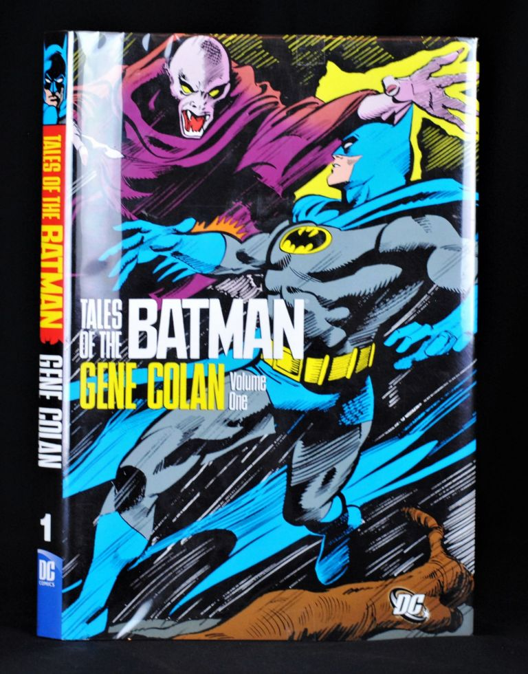 Tales of the Batman - Gene Colan, Volume One. Gene Colan.