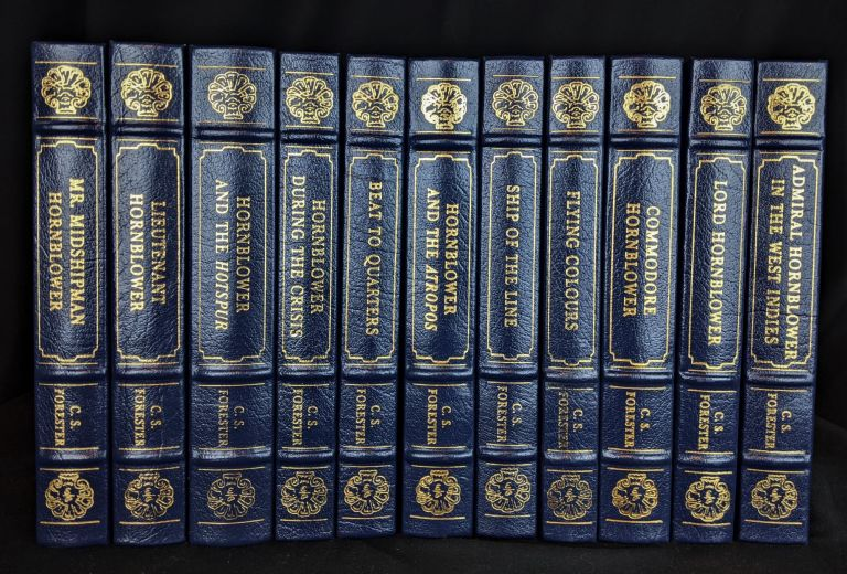 The Complete Hornblower Saga (11 volumes). C S. Forester.