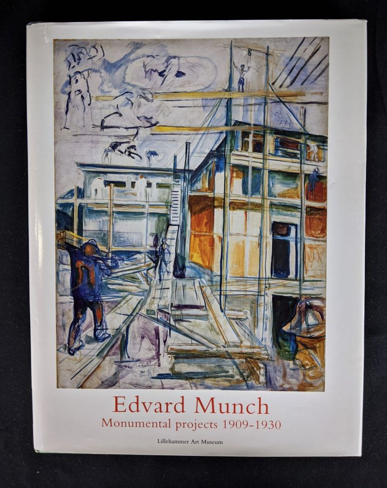 Edvard Munch: Monumental projects, 1909-1930