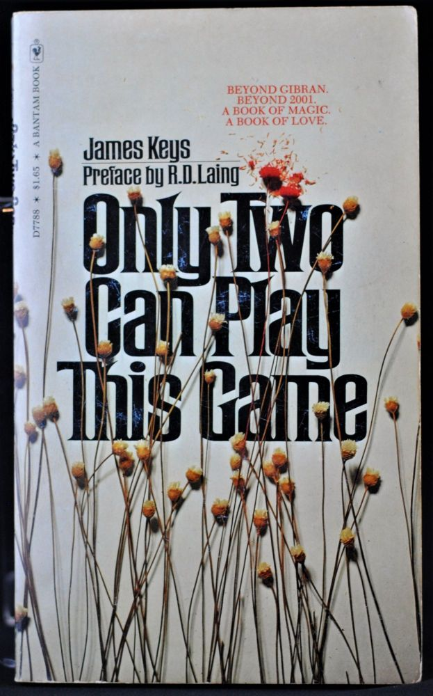 Only Two Can Play This Game. James Key.