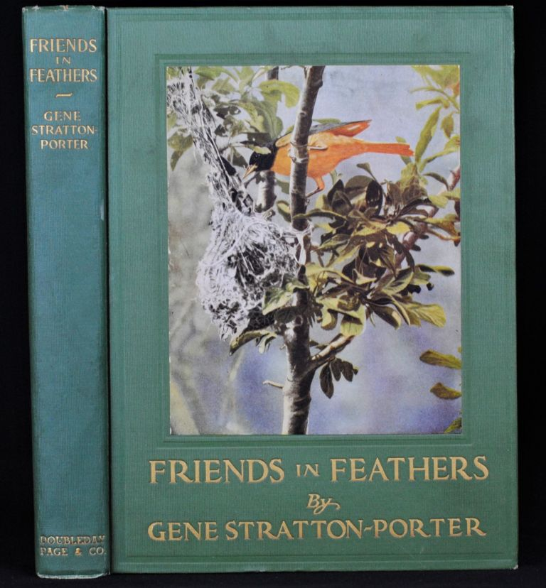 Friends in Feathers. Gene Stratton-Porter.