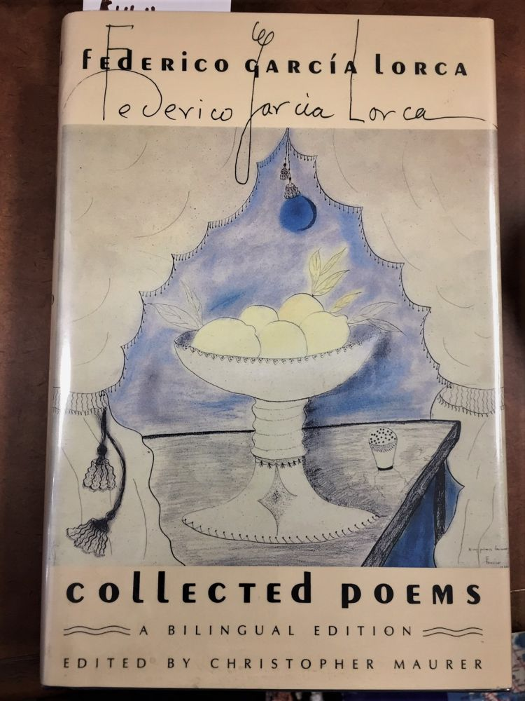 Collected Poems, A Bilingual Edition