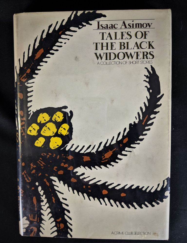 Tales of the Black Widowers. Isaac Asimov.