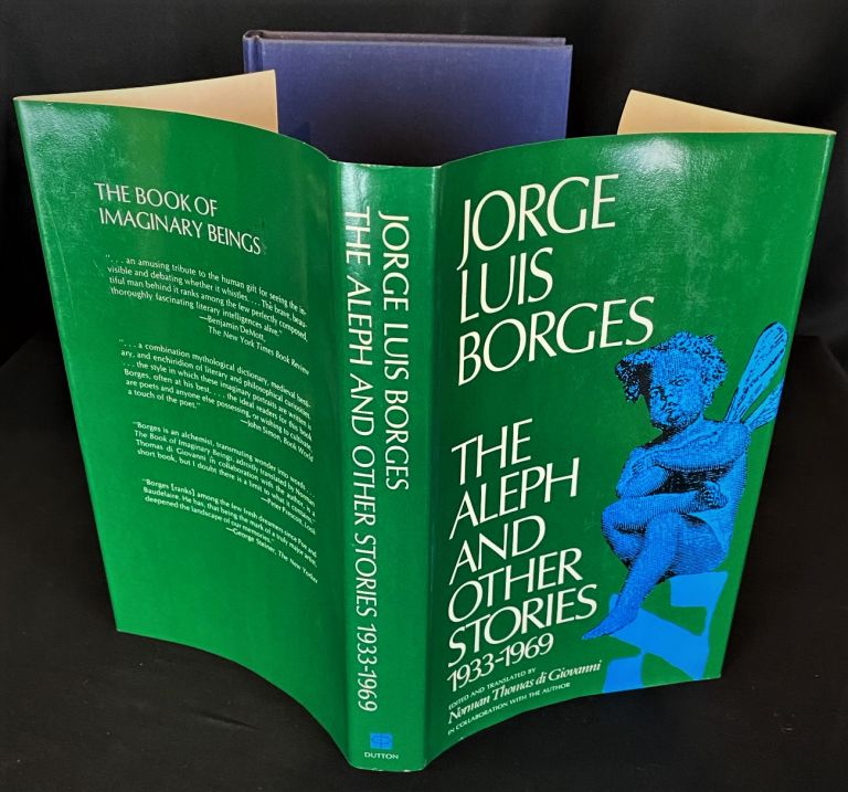 The Aleph and Other Stories, 1933-1969: Together with Commentaries and an Autobiographical Essay. Jorge Luis Borges.