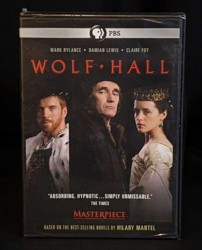 Wolf Hall - PBS Masterpiece Limited Series (3 DVD set). Based on, Hilary Mantel.
