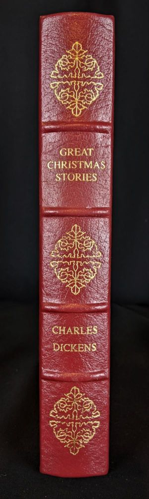 Great Christmas Stories: Christmas Carol, The Chimes, The Cricket on the Hearth, The Battle of Life, The Haunted Man. Charles Dickens.