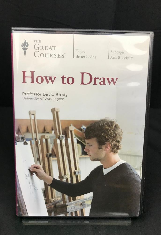 How to Draw. David Brody.