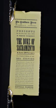 The Duke of Sacramento