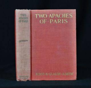 Two Apaches of Paris. Claude Askew Alice Askew