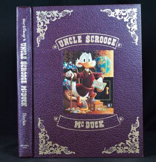 Uncle Scrooge McDuck: His Life and Times. Carl Barks