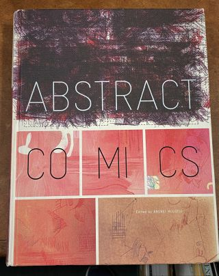 Abstract Comics. Andrei Molotiu