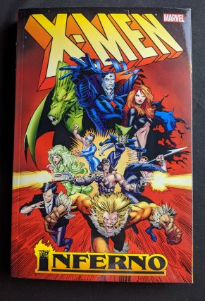 X-Men: Inferno Vol. 1. Louise Simonson, Jon Bogdanove, Chris Claremont