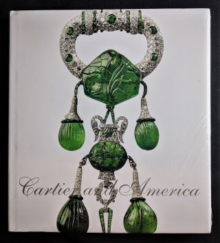 Cartier and America. Martin Chapman