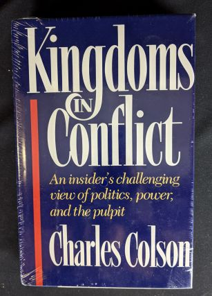 Kingdoms in Conflict. Charles Colson