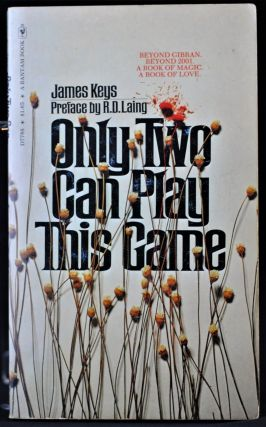Only Two Can Play This Game. James Key