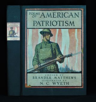 Poems of American Patriotism. Brander Matthews