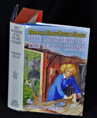 The Mystery of the Ivory Charm. Carolyn Keene
