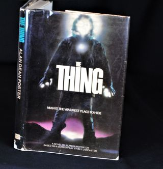 The Thing. Alan Dean Foster