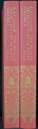 The Muslim Architecture of Egypt (2 Volumes)