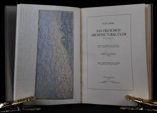 Year Book: San Francisco Architectural Club, Sixth Exhibition
