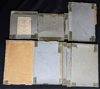 The Diary of James K. Polk (1845 to 1849) in 4 volumes