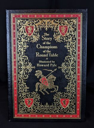 4 Volume Set: The Story of King Arthur and His Knights; The Story of the Champions of the Round Table; The Story of Sir Launcelot and His Companions; The Story of the Grail and the Passing of Arthur.