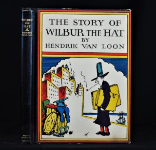 The Story of Wilbur the Hat