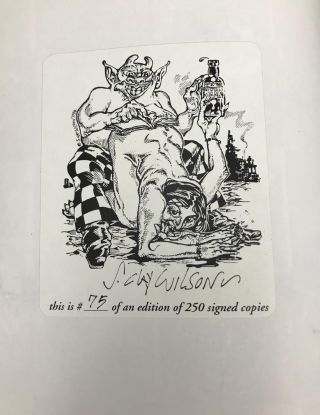CHECKERED DEMON ANTHOLOGY V1 (Collected Checkered Demon)