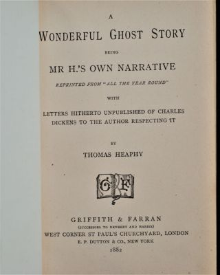 A Wonderful Ghost Story